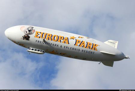 ¿Cuál es la máxima velocidad que ha podido alcanzar un dirigible?