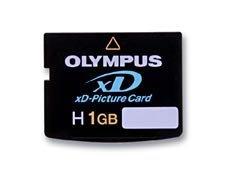 Nuevas tarjetas xD-Picture Card de Olympus