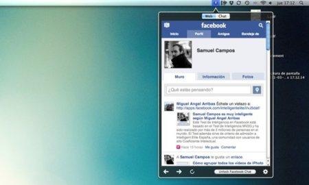 Facebox for Facebook, accede a la red social en cualquier momento