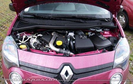 Renault Twingo 2012 motor dci