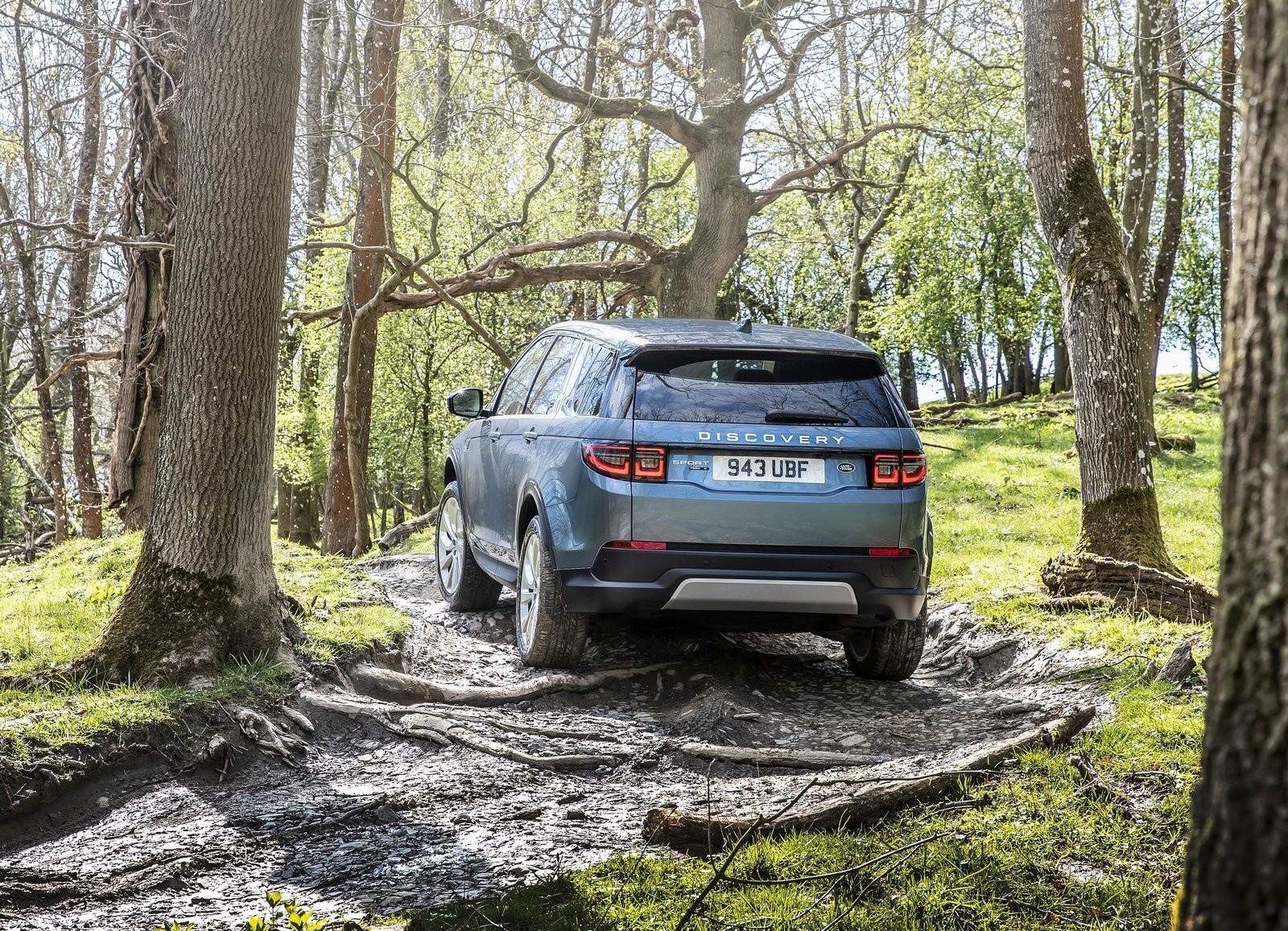 Foto de Land Rover Discovery 2020 (20/24)