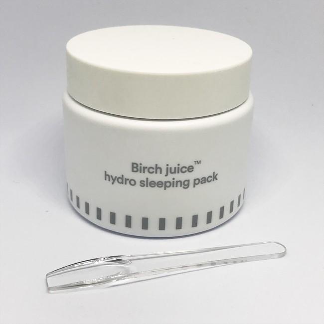 Birch Juice Hydro Sleeping Pack E Nature4
