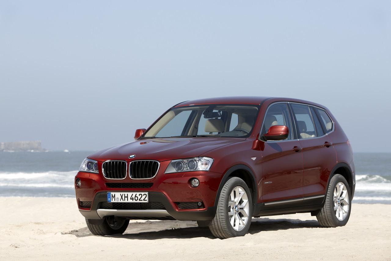 Foto de BMW X3 2011 (24/128)