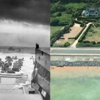 Flyover desembarca en Normandía
