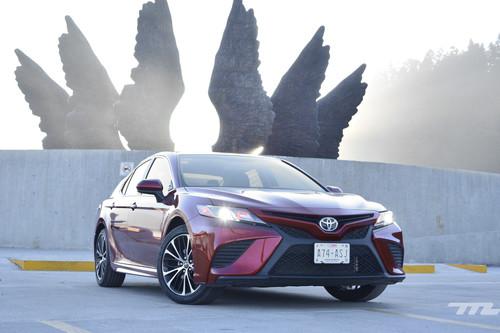 Toyota Camry 2018, a prueba: mejora en todo para gustarte más