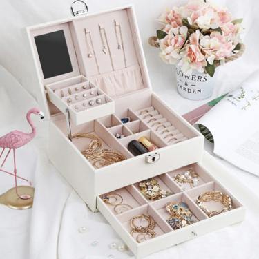 11 joyeros que quedan preciosos en el tocador y que te pueden servir como regalo o autorregalo esta Navidad