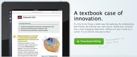 Inkling, los libros de texto llegan al iPad