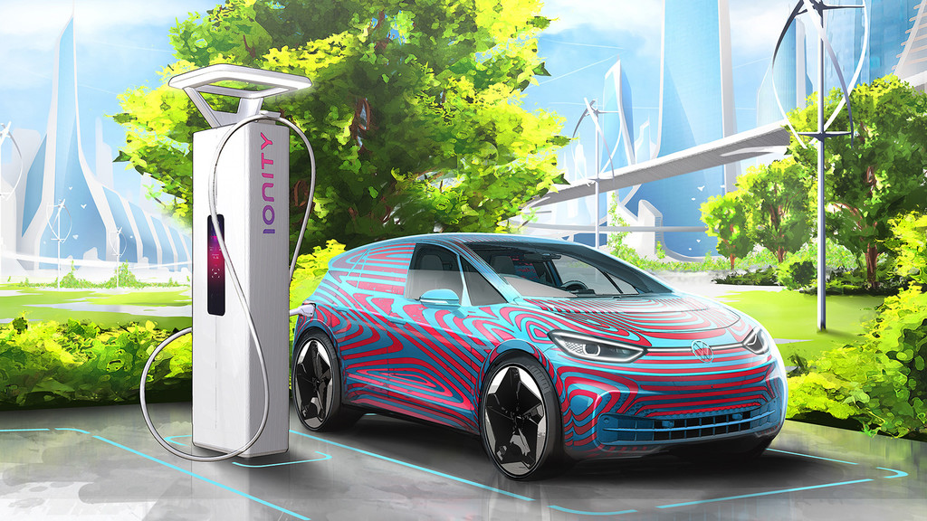 Volkswagen planea instalar 36.000 puntos de carga para coches eléctricos en Europa en 2025