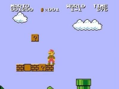 Super Mario Bros Level 1-1