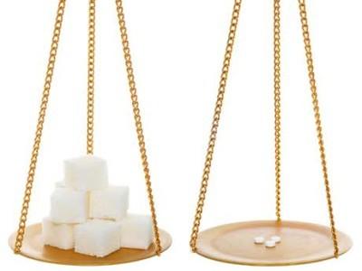 ¿Son eficaces los edulcorantes a la hora de perder peso?