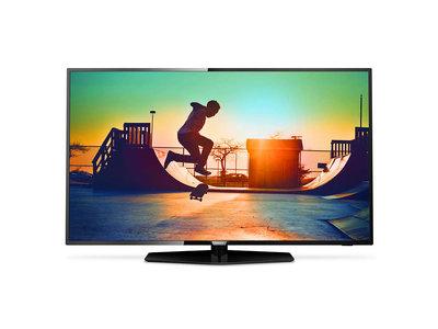 Smart TV de 55 pulgadas Philips 55PUS6162, con resolución 4K, por 599 euros y envío gratis