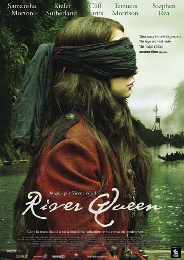 Trailer, poster y página web de 'River Queen', de Vincent Ward