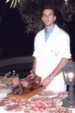 Alberto Corbacho, ganador del XIV Concurso de Cortadores de Jamón / Dehesa de Extremadura