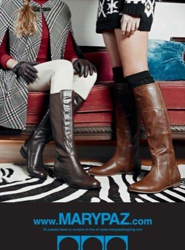 Marypaz, otoño-invierno 2010/2011 calzado botas