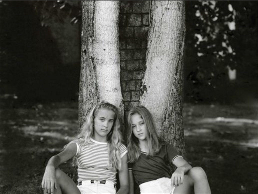 At Twelve by Sally Mann