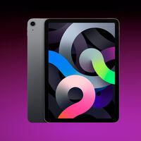"""El iPad Air de 256 GB con diseño """"sin bordes"""" y Touch ID nunca había estado tan barato en Amazon, por 752,99 euros"""