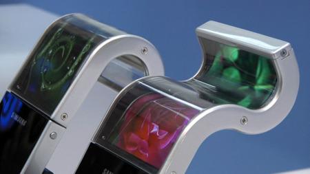 Samsung podría adelantar sus pantallas flexibles YOUM