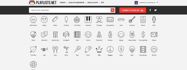 Si te aburriste de las recomendaciones de Spotify, en esta web puedes descubrir y generar mejores listas de reproducción