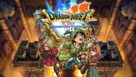 Hemos probado Dragon Quest VII y nos ha catapultado hasta la época dorada del rol