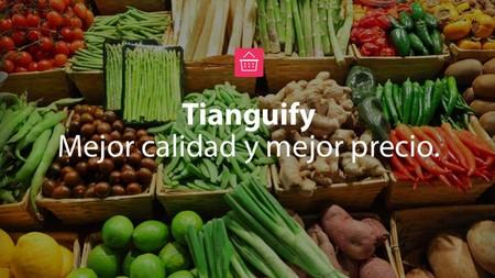 Tianguify, una aplicación desarrollada en México que busca llevarte las frutas y verduras hasta el hogar
