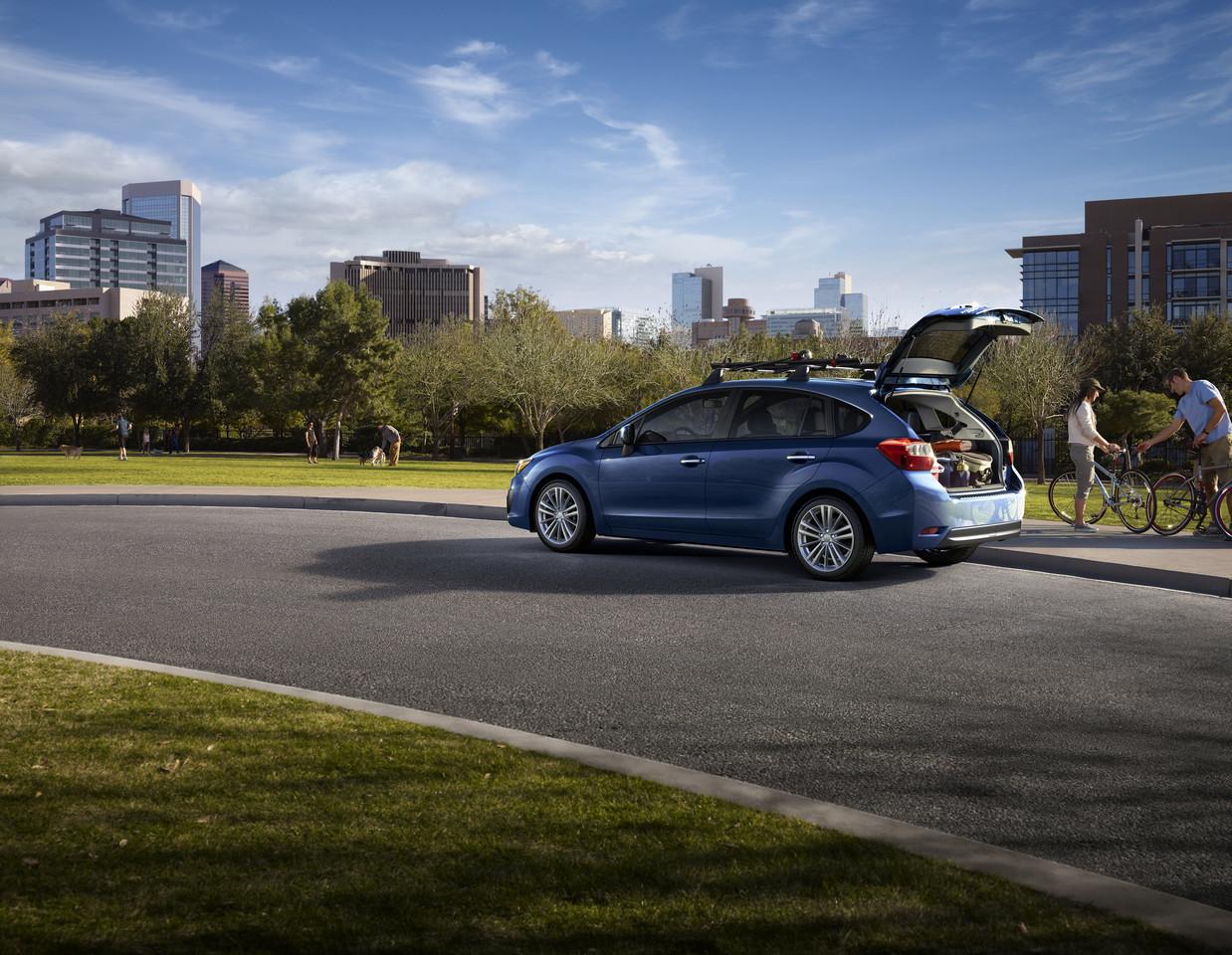 Foto de 2012 Subaru Impreza (9/20)