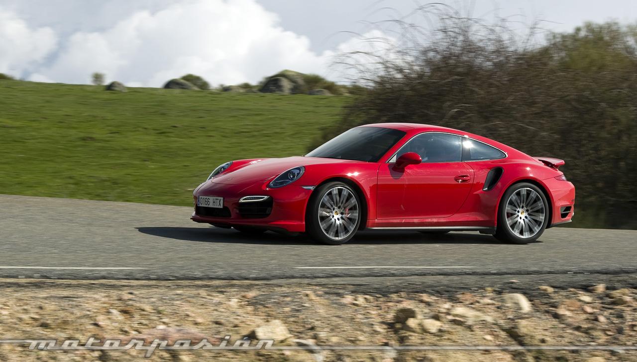 Foto de Porsche 911 Turbo (prueba) (12/33)