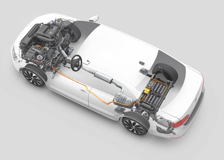 Foto de Volkswagen Jetta Hybrid (europeo) (8/9)