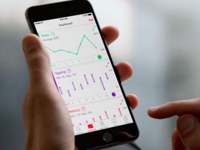 Más allá de marcos delgados, Apple quiere que tu iPhone sea tu historial médico