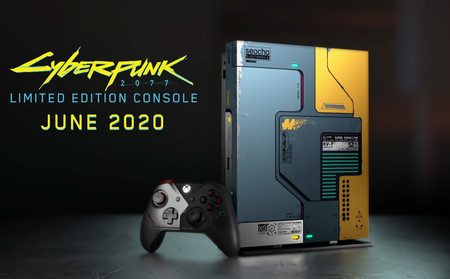 Xbox One X contará en junio con este pack tan especial de edición limitada dedicado a Cyberpunk 2077 (actualizado)