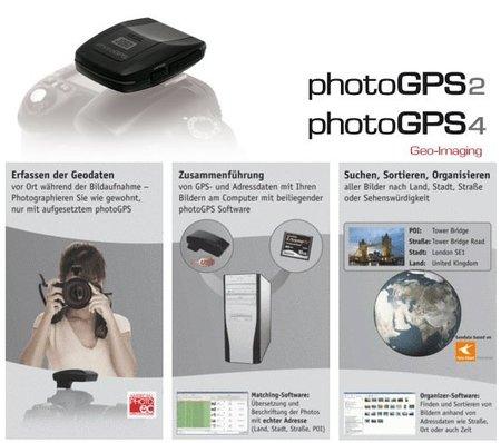 Jobo renueva sus photoGPS y amplía su almacenamiento interno