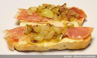 Receta de tosta de Almussafes
