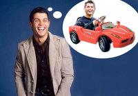 Cristiano Ronaldo tiene nuevo coche