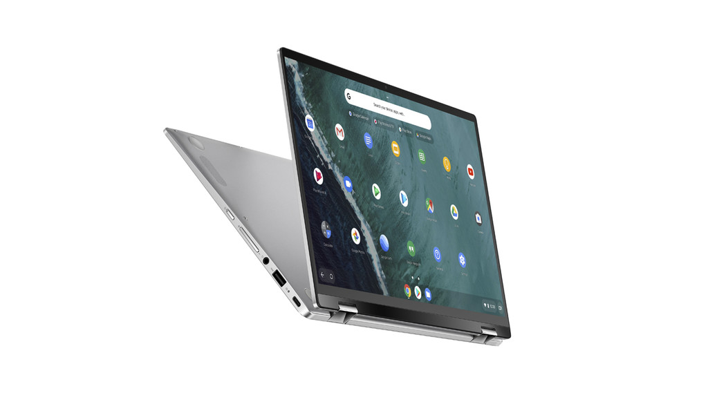 ASUS launches new convertible Chromebook Flip C434 with 14-inch screen and up to 8 GB of RAM