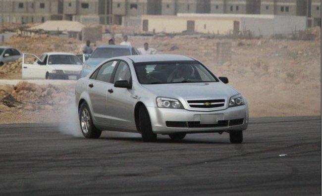 Drifting árabe o Hajwalah