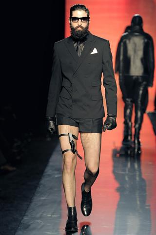 Foto de Jean Paul Gaultier Otoño-Invierno 2011/2012 en la Semana de la Moda de Paris (11/40)
