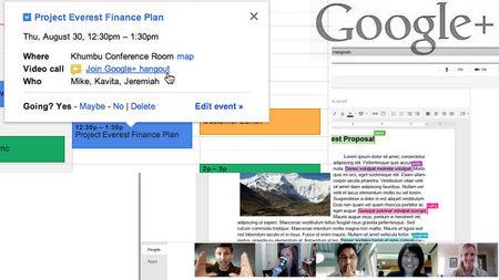 Google + llega a las empresas como red social de uso interno