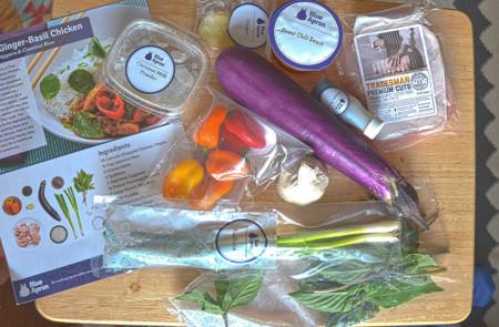 Blue Apron: Un servicio que te lleva comida hasta la puerta de tu hogar