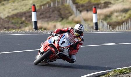 John Mcguinness Tourist Trophy 2015
