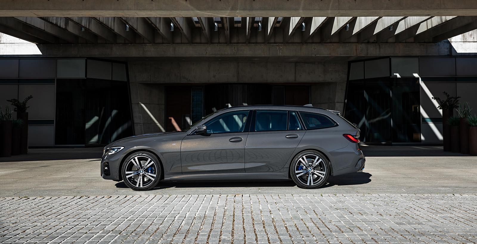 Foto de BMW Serie 3 Touring 2019 (13/17)
