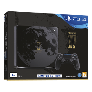 PS4 1TB Luna Edition + Final Fantasy XV Deluxe