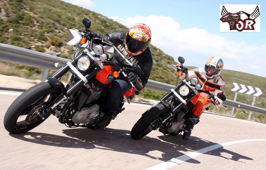 Foto de Presentada en Valencia la Harley Davidson XR 1200 (4/4)