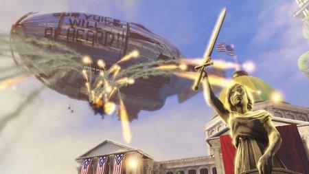 'Bioshock Infinite', nuevo trailer. Bienvenidos a la ciudad de la luz... y del caos [VGA 2011]