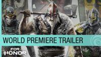 ¿Caballeros, vikingos y samurais luchando a espadazos? Bienvenidos a For Honor [E3 2015]
