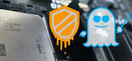 Microsoft suspende los parches de Meltdown y Spectre para los PC con procesadores AMD porque dejan de arrancar