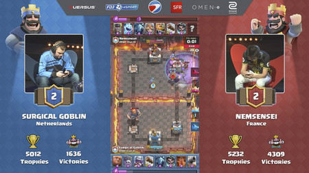 Clash Royale: estos son los mazos de la gran final del ESWC Winter 2017