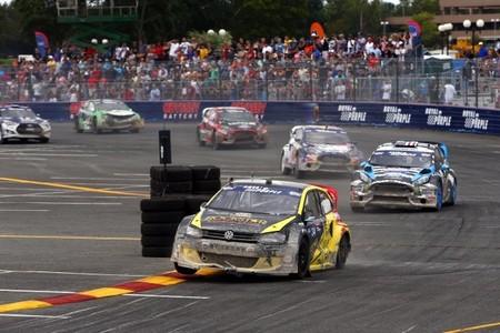 Tanner Foust recupera la victoria para Volkswagen en Nueva York