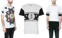 Lluvia de estrellas en las camisetas de la primavera-verano 2013