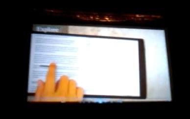 Zii MediaBook, el tablet de Apple tendrá competencia