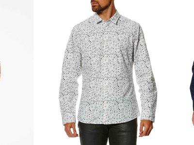 9 camisas de marcas como Levi's, Chevignon, Quiksilver o Jack & Jones rebajadas en eBay con envío gratis