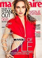 Natalie Portman y sus pintas chungas en Marie Claire